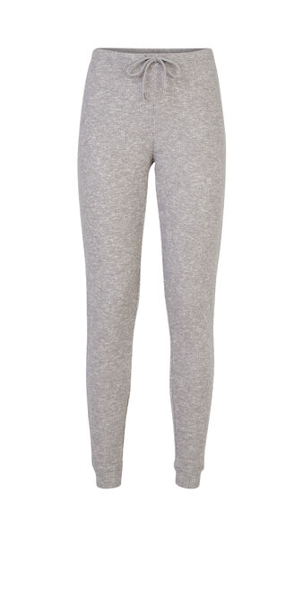 Pantalon gris clair nuitiz grey.