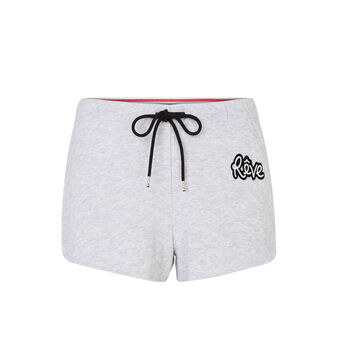 Short noir reviz grey.