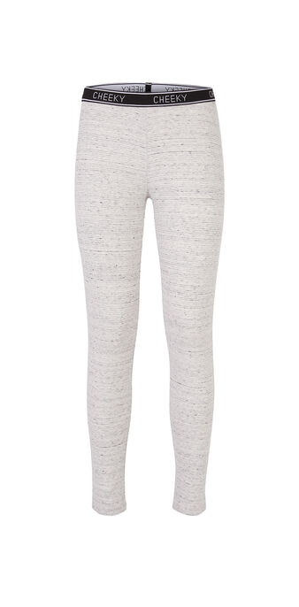 Legging gris clair matiz grey.