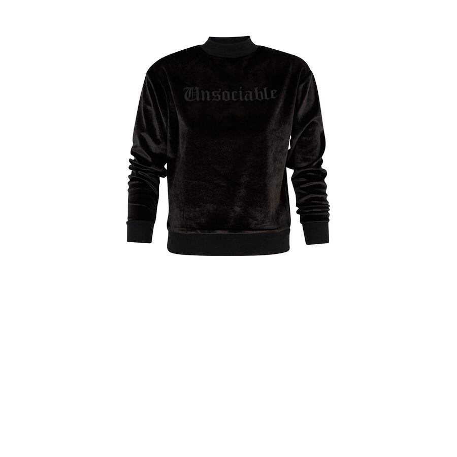 Sweat noir antisociz;${refinementColor}