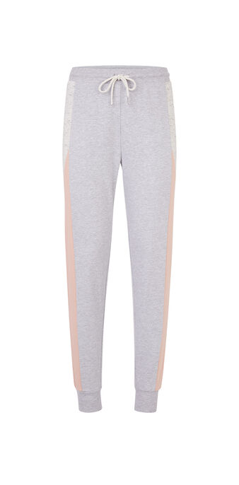 Pantalon gris clair pincheriz grey.