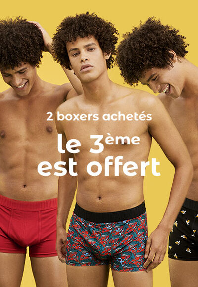 offre boxers
