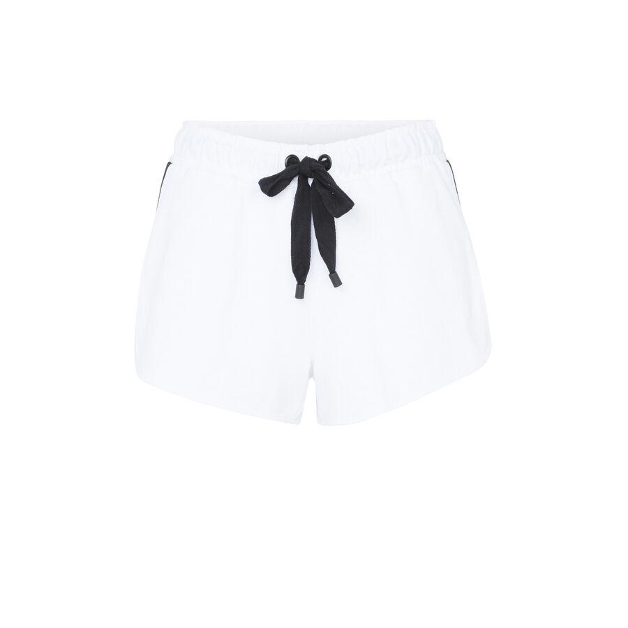Short blanc shortmeshiz;