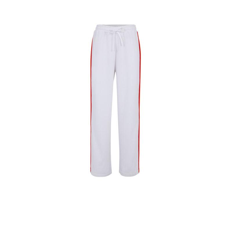 Pantalon blanc rainboniz;