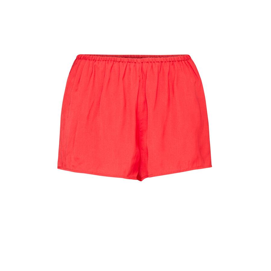 Short rouge ajabiz;