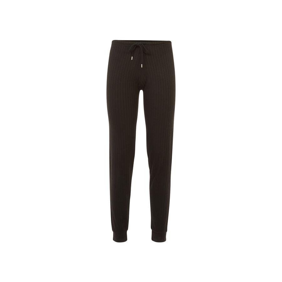 Pantalon noir reniliz;