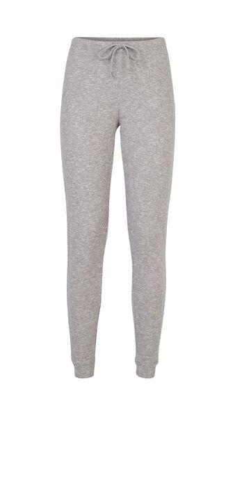 Pantalon gris clair nuitiz grey.