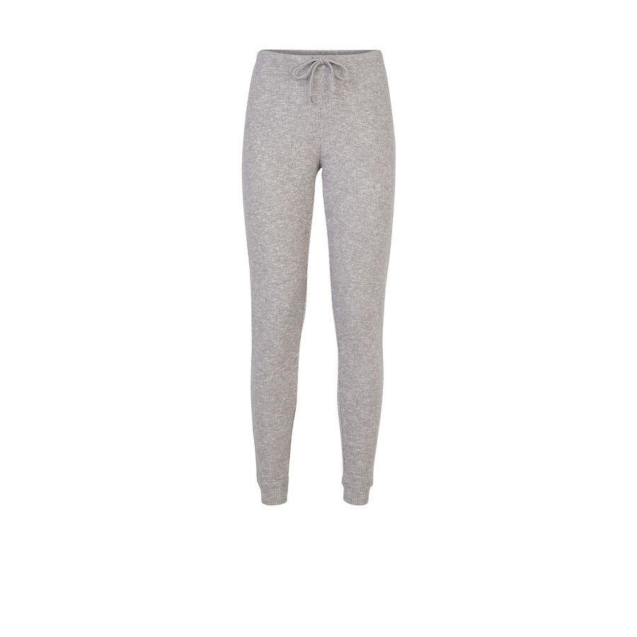 Pantalon gris clair nuitiz;${refinementColor}