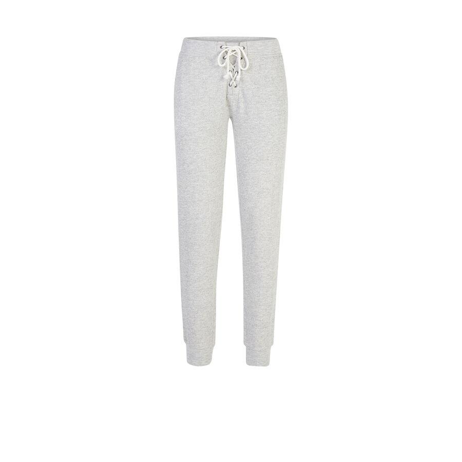 Laciz light grey trousers;${refinementColor}