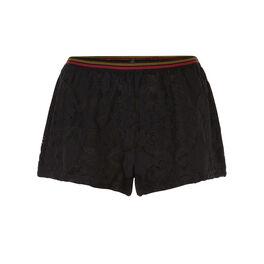 Finantiz black shorts black.
