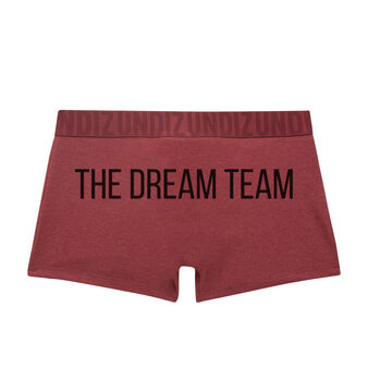 Boxer bordeaux dreamiz red.