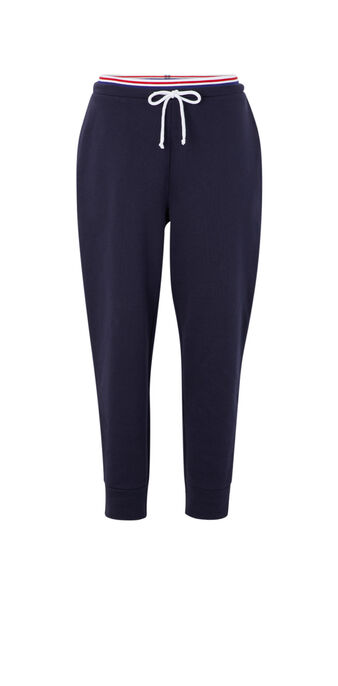 Pantalon bleu girlpowiz blue.