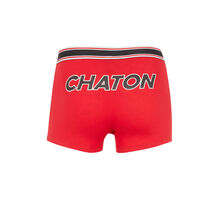 Boxer rouge chatonniz red.