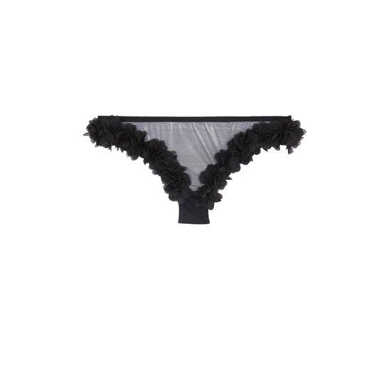Culotte noire ferventiz;