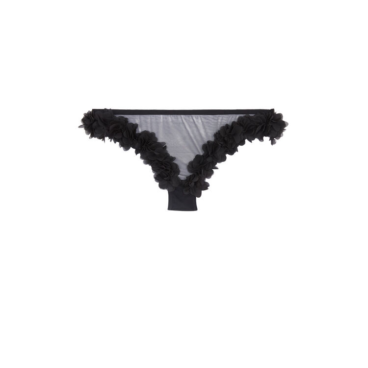 Culotte noire ferventiz black.