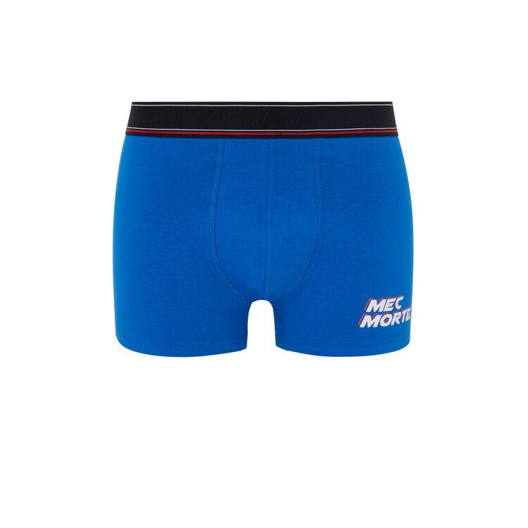 Boxer bleu roi madperfectiz bleu roi.