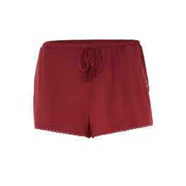 Short bordeaux freepiz red.
