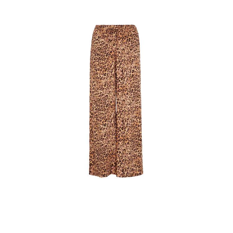 Pantalon léopard leopiz gold.