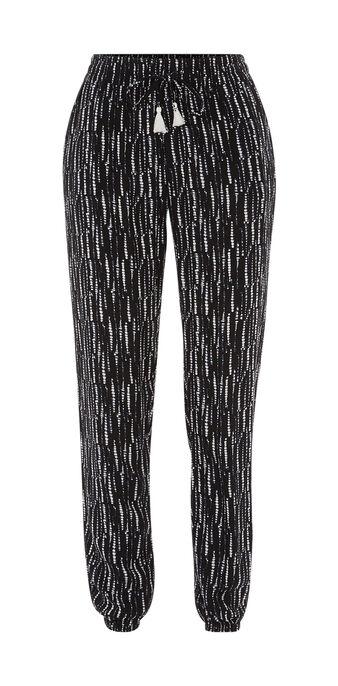Pantalon noir gibouliz black.