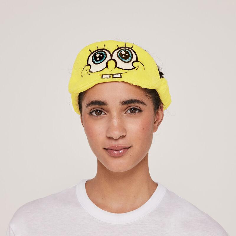 Masque de nuit polaire print Bob L'éponge spongebobiz;