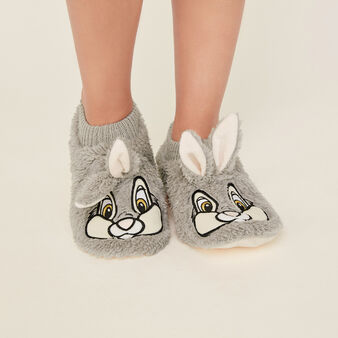 Chaussons gris lapiliz grey.