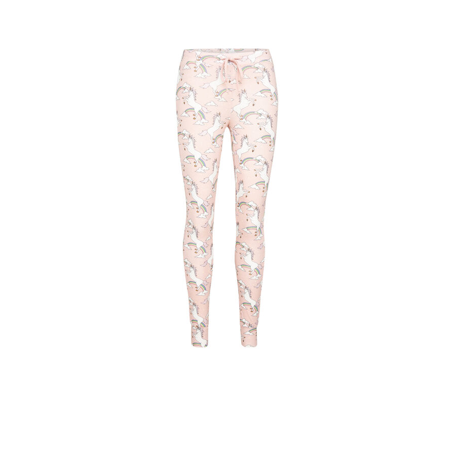 Pantalon rose allsuperliz;