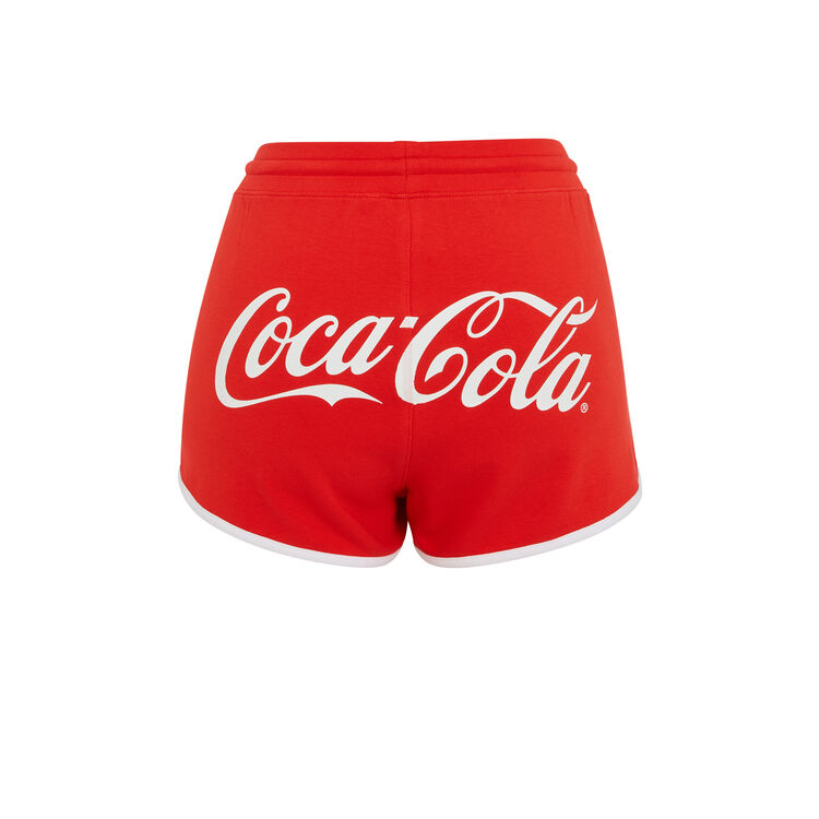 Short rouge cocacoliz red.