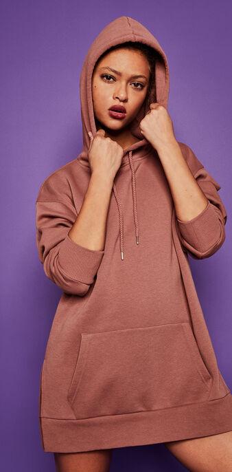 Sweat bordeaux povestidiz purple.