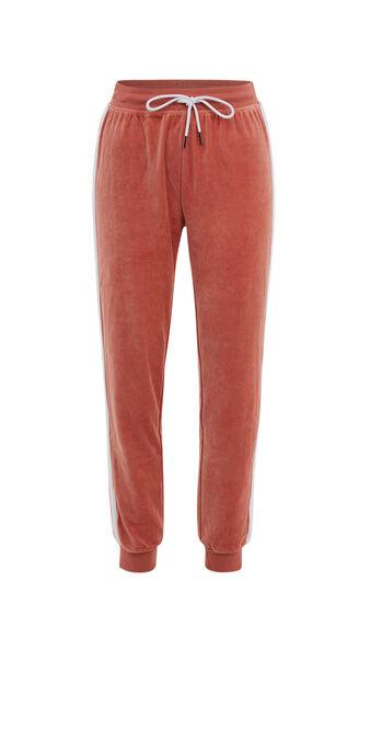 Pantalon rose anoelliz pink.
