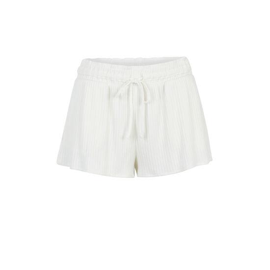 Short blanc crossitiz;