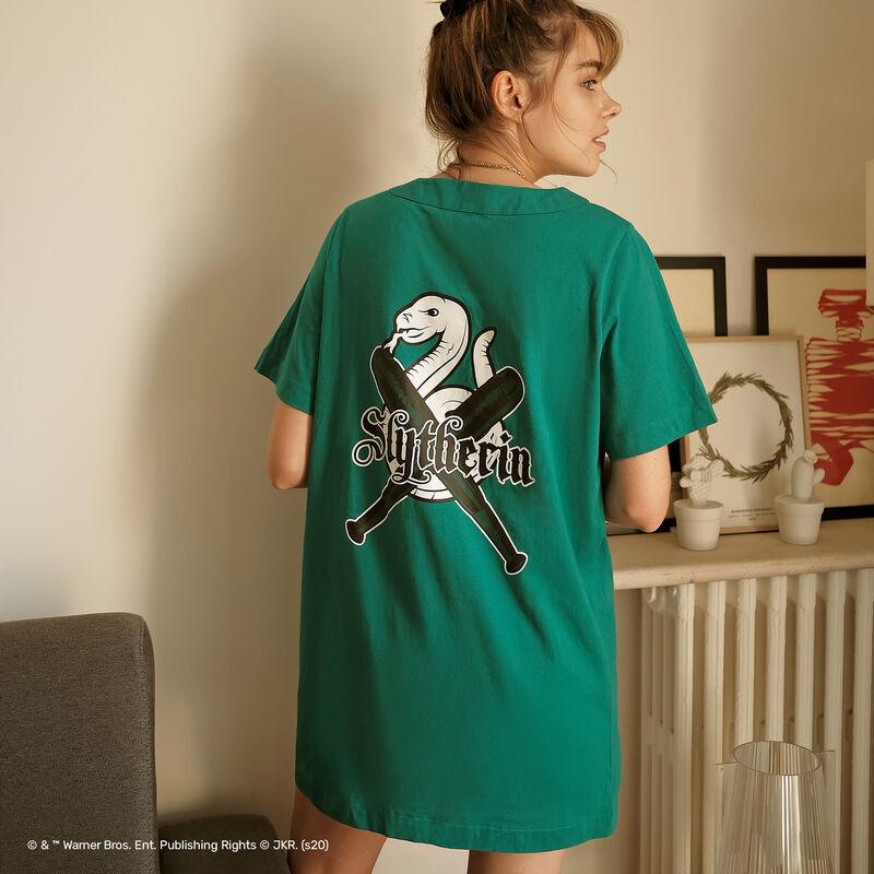 tunique Serpentard - vert;