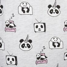 Pandapandiz beige bottoms white.
