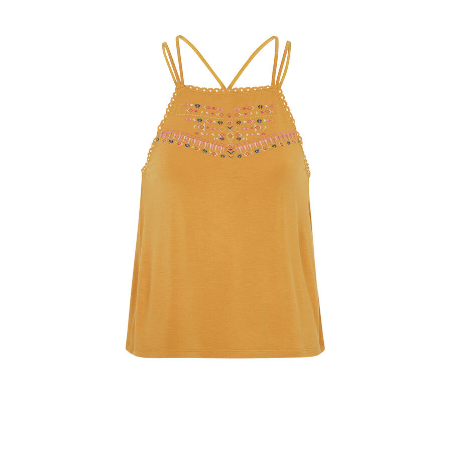 Top jaune freepiz;${refinementColor}