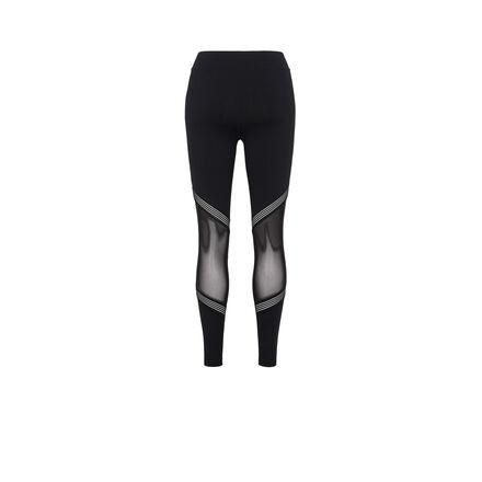 Legging noir punksportiz black.
