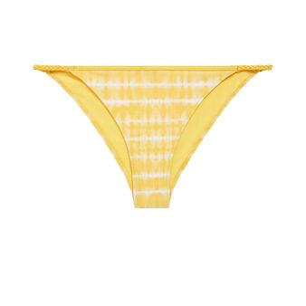 Bas de maillot de bain jaune dyiz yellow.
