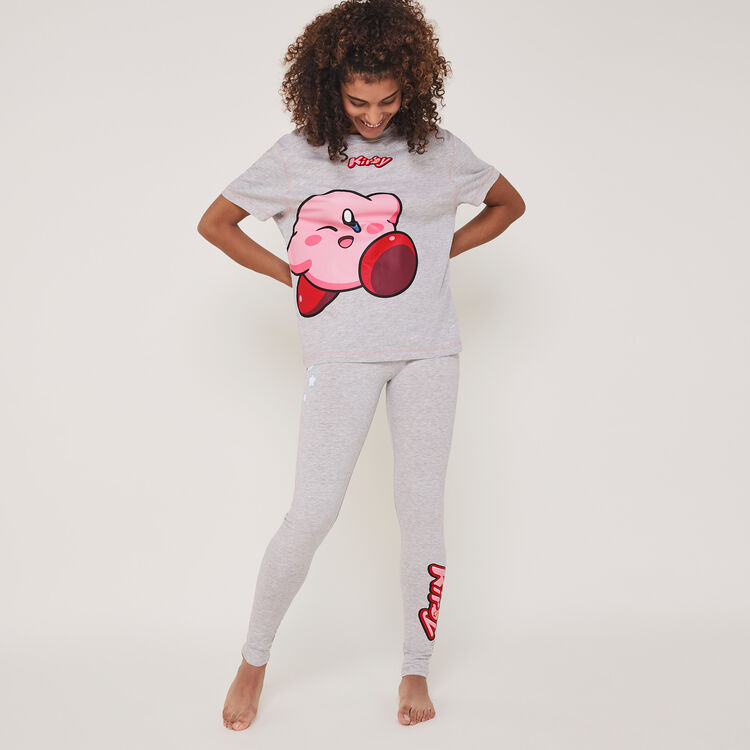 Legging en jersey print Kirby kirbiz;
