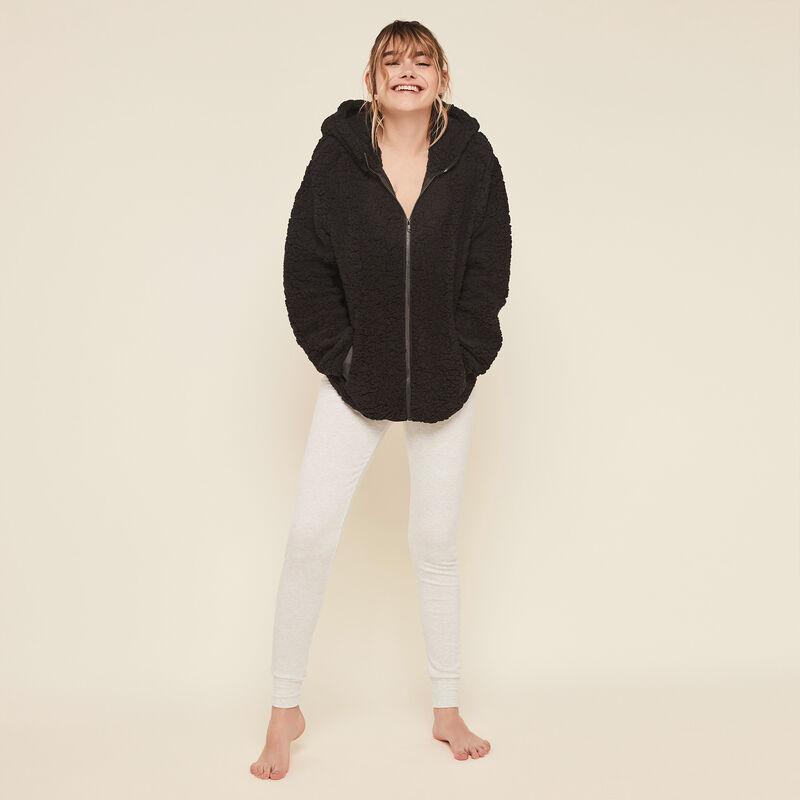 Veste à zip polaire sherpoliz;
