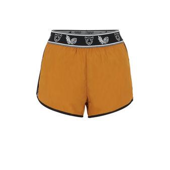 Short couleur ocre punksportiz yellow.