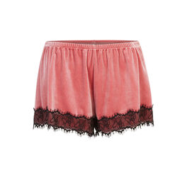 Faujeaniz pink shorts pink.