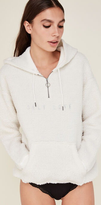 Sweat blanc calmdoniz white.