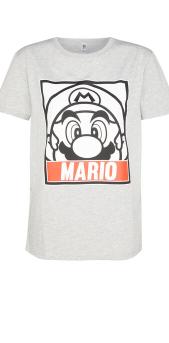 Top gris mariosiz  grey.