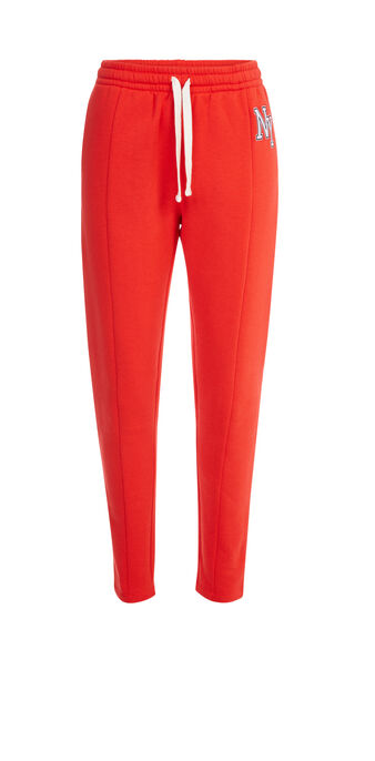 Dodgiz red trousers red.