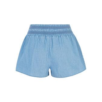 Short en jean lapiriz blue.