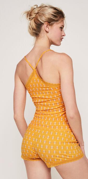 Top safran vitageoiz orange.