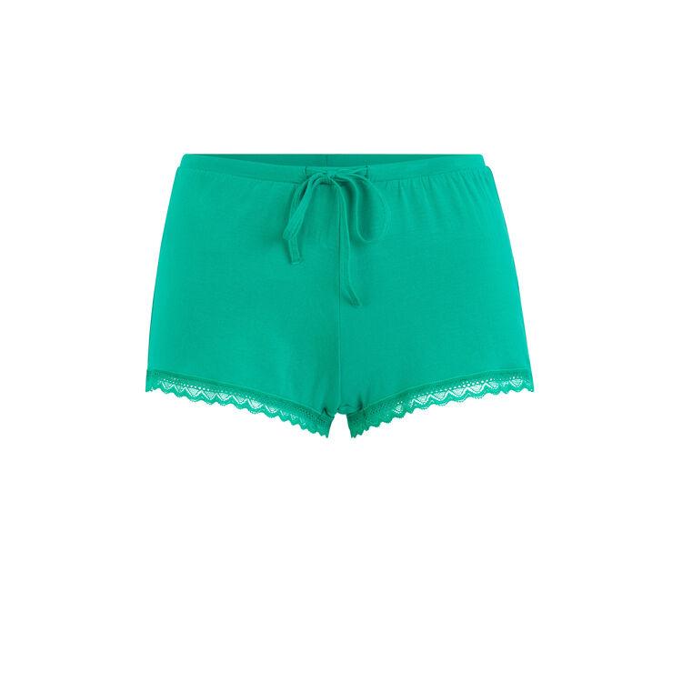 Short vert émeraude vitamiz vert.