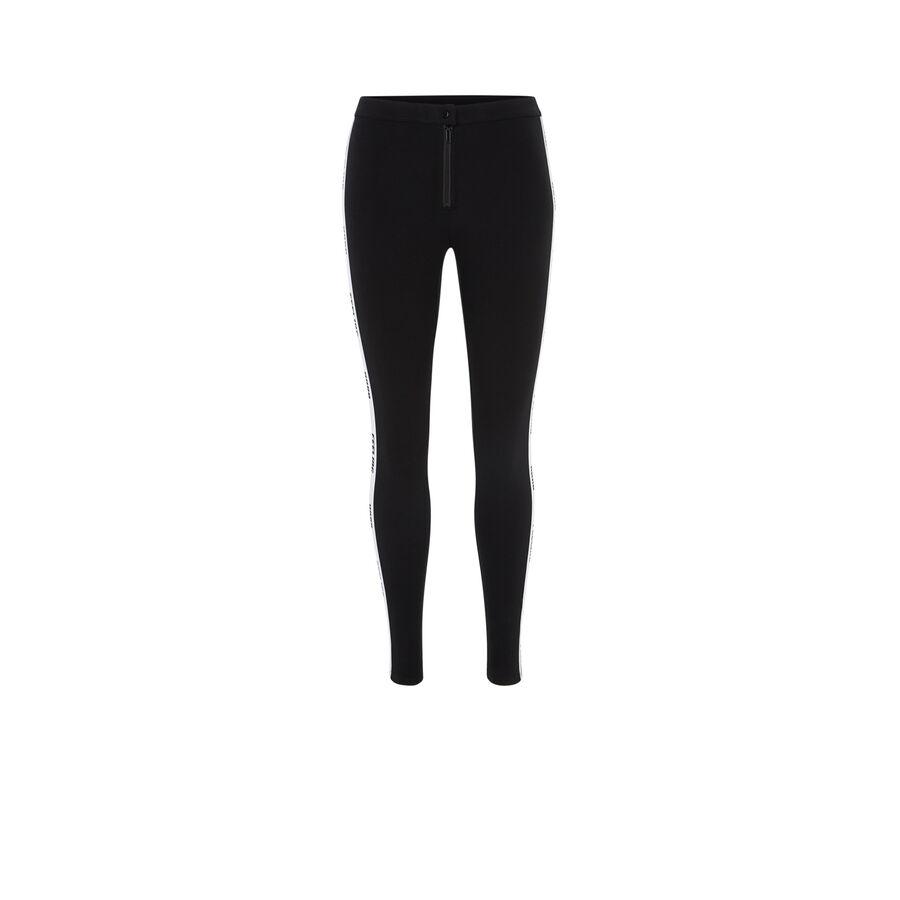 Legging noir hardfiliz;