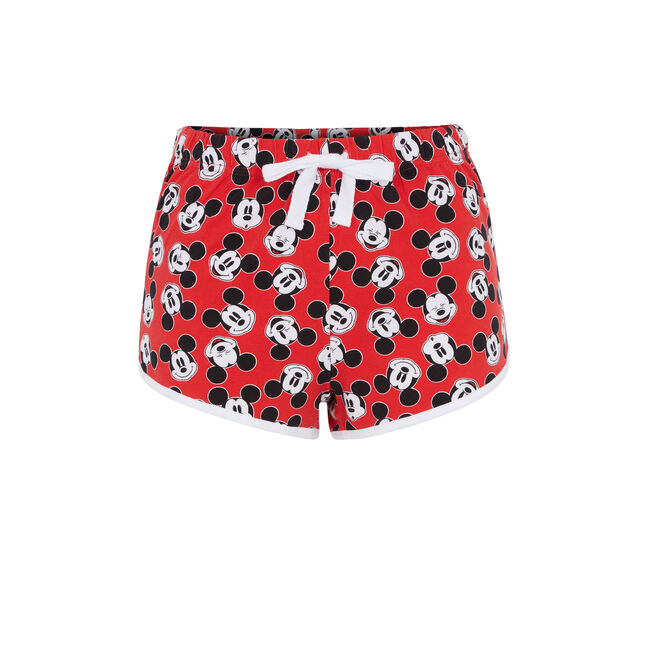 Short rouge plumickiz;