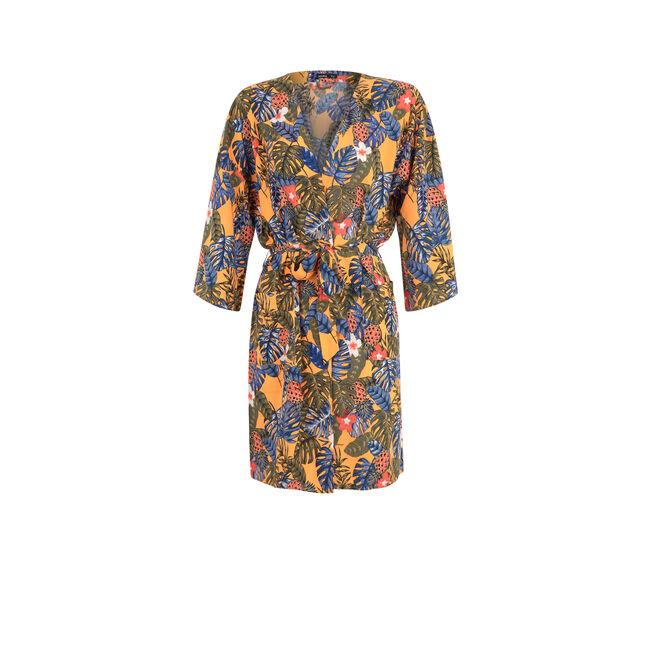 Kimono orange casablankiz;