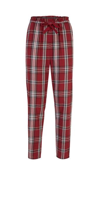 Pantalon bordeaux grungiz red.