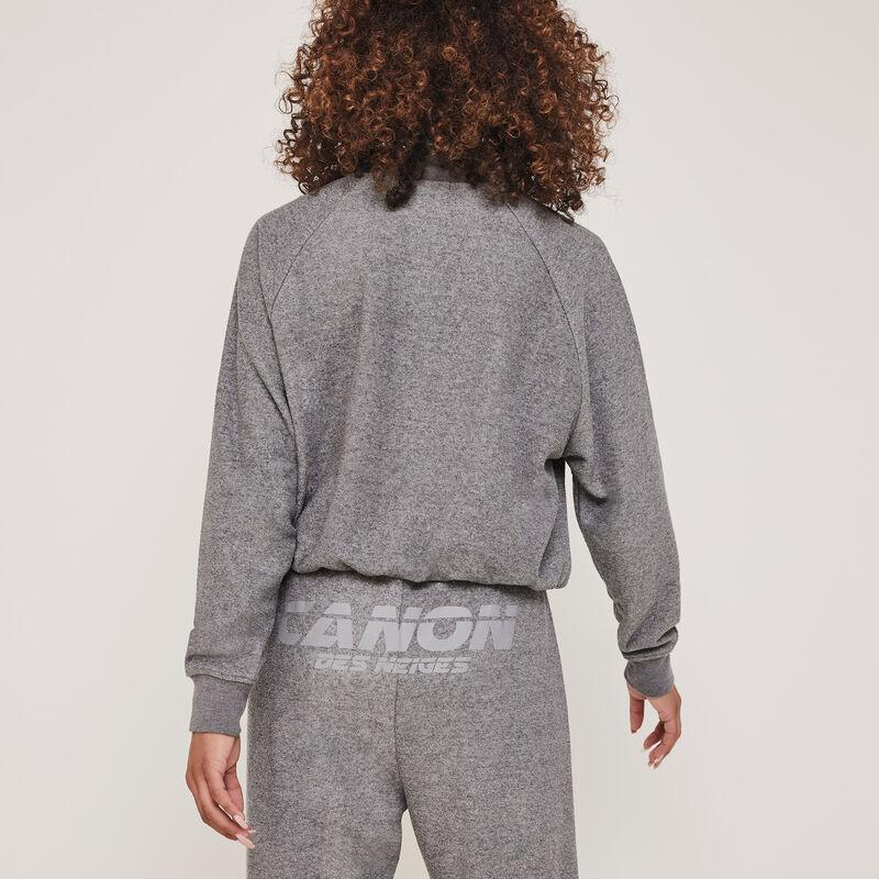 Pantalon jogging molleton réfléchissant canondesneigiz;